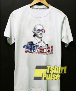 George Washington Merica shirt