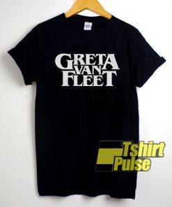 Greta Van Fleet Logo shirt