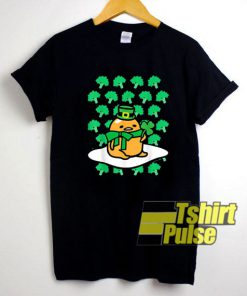 Gudetama St Patricks Day shirt
