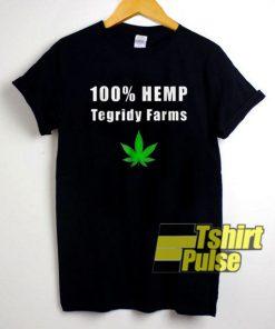 HEMP Tegridy Farms shirt