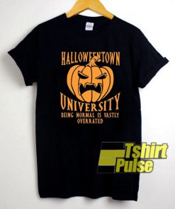 Halloweentown University shirt