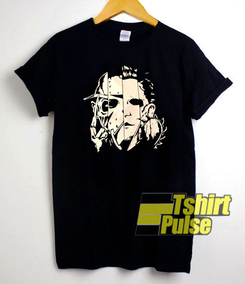 Horror Squad shirt