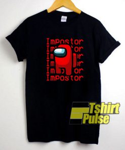 Impostor Among US shirt