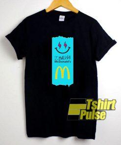 J Balvin McDonalds Graphic shirt