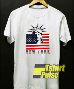 New York Printed shirt