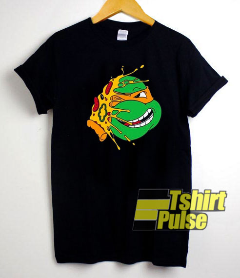 Ninja Turtles Pizza shirt