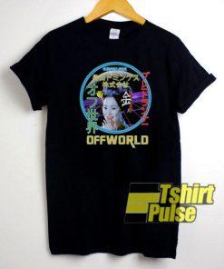 Offworld Japanese shirt