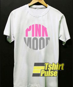 Pink Mood Graphic shirt