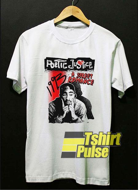 Poetic Justice Romance shirt