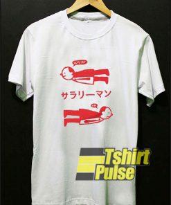 Salaryman Japanese shirt