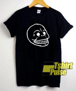 Scoop Skull shirt