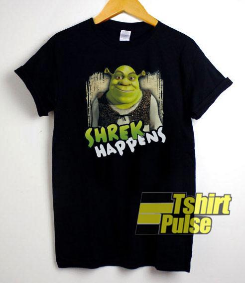 Shrek Happens shirt