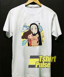Spirited Away Graphic shirt