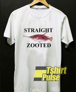 Straight Zooted 2020 shirt