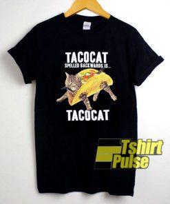 Tacocat Kitty shirt