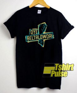 The Expanse Beltalowda shirt