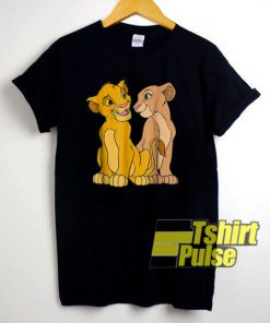The Lion King Junior shirt