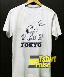 Tokyo Snoopy shirt