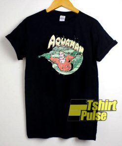 Vintage Aquaman shirt