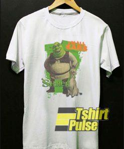 Vintage Shrek 2 Graphic shirt