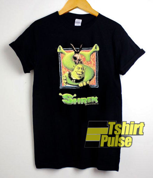 Vintage Shrek Movie shirt