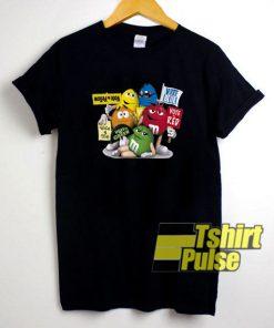Vote MnMs Emoji shirt