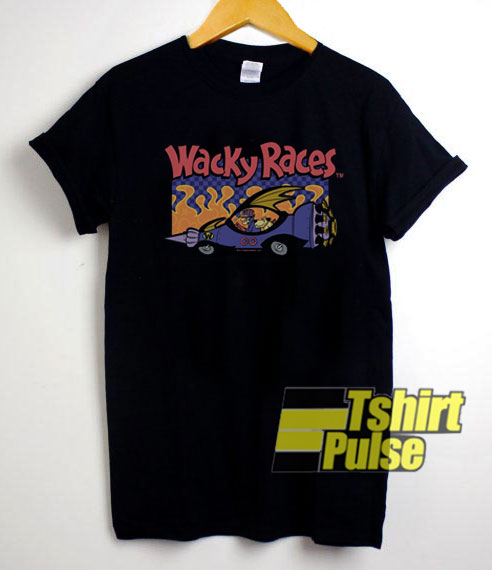 Wacky Races shirt