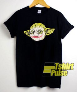 Yoda Joker Graphic shirt