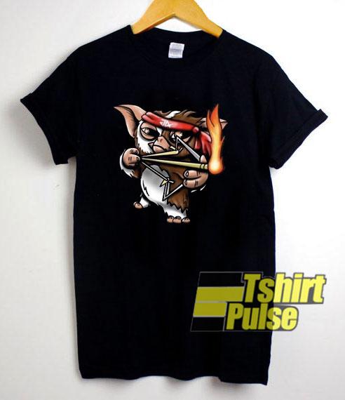 Baby Yoda Graphic shirt