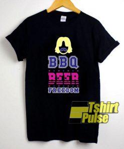 Bbq Beer Freedom 2020 shirt