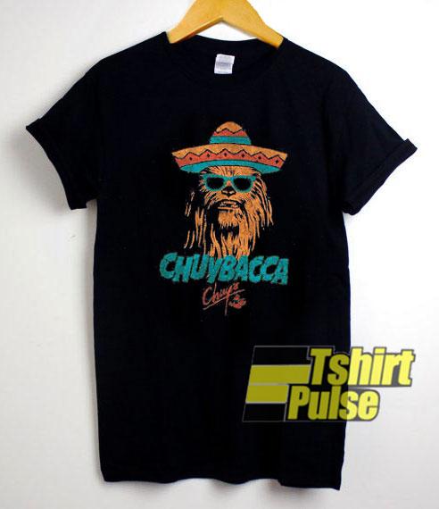 Chuybacca Chuys shirt