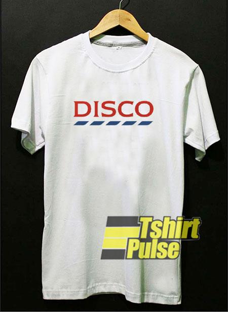 Disco Tesco Logo shirt