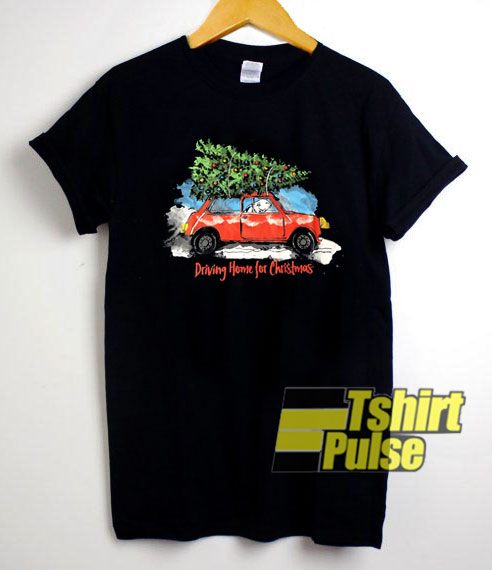 Driving Home For Christmas shirt