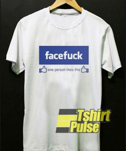 Facefuck Logo shirt