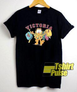 Garfield On Tour Victoria shirt