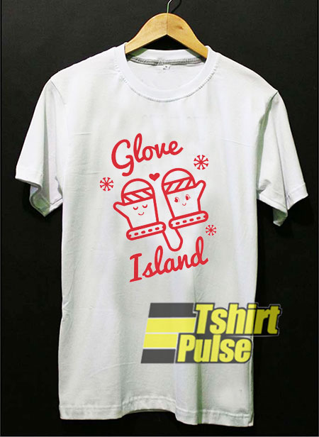 Glove Island Christmas shirt