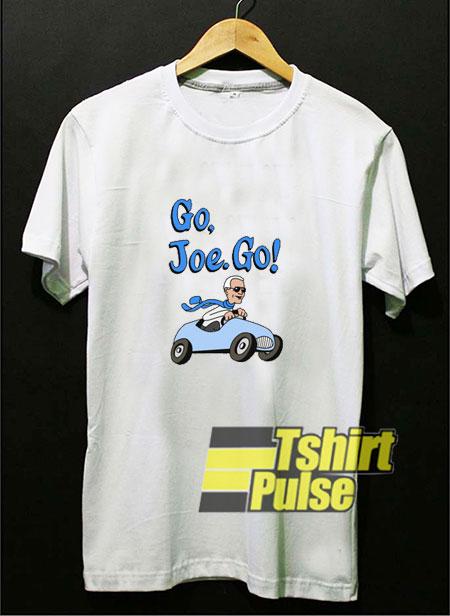 Go Joe Go Graphic shirt
