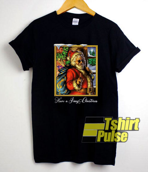 Have a Jerry Christmas shirt