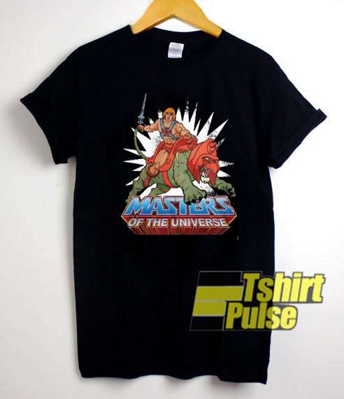 He-Man Masters Of The Universe shirt