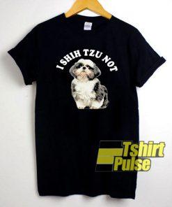 I Shih Tzu Not shirt