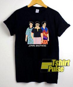 Jonas Brother Cartoon shirt