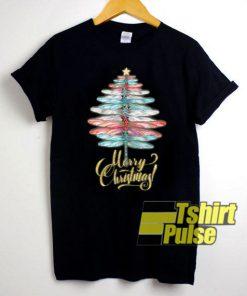 Merry Christmas Dragonfly shirt