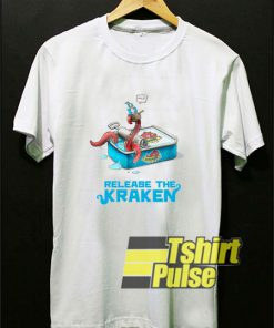 Release The Kraken Graphic shirt