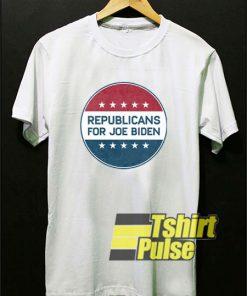 Republican For Joe Biden shirt