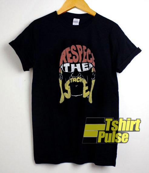 Respect The Hulk Hogan shirt