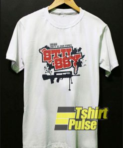 STUSSY Unity Is Our Force shirt
