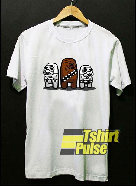 Troopers Among Us shirt