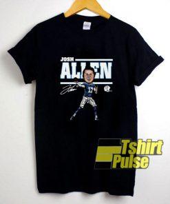 17 Josh Allen shirt