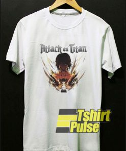 Eren Yeager Anime shirt