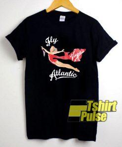 Fly Virgin Atlantic shirt